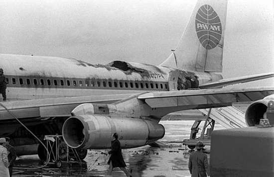 Pan Am flight 73