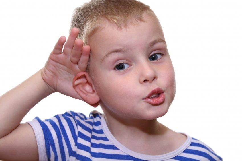 Listening Kid