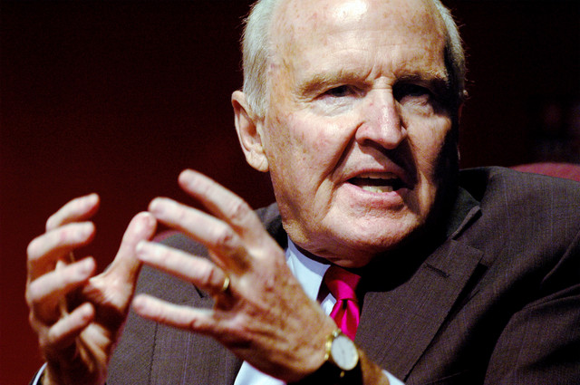 jack welch profile