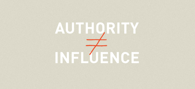 Authority Influence